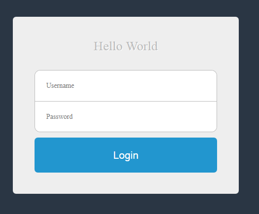 10 awsome login form designs developed in html and css with ready code