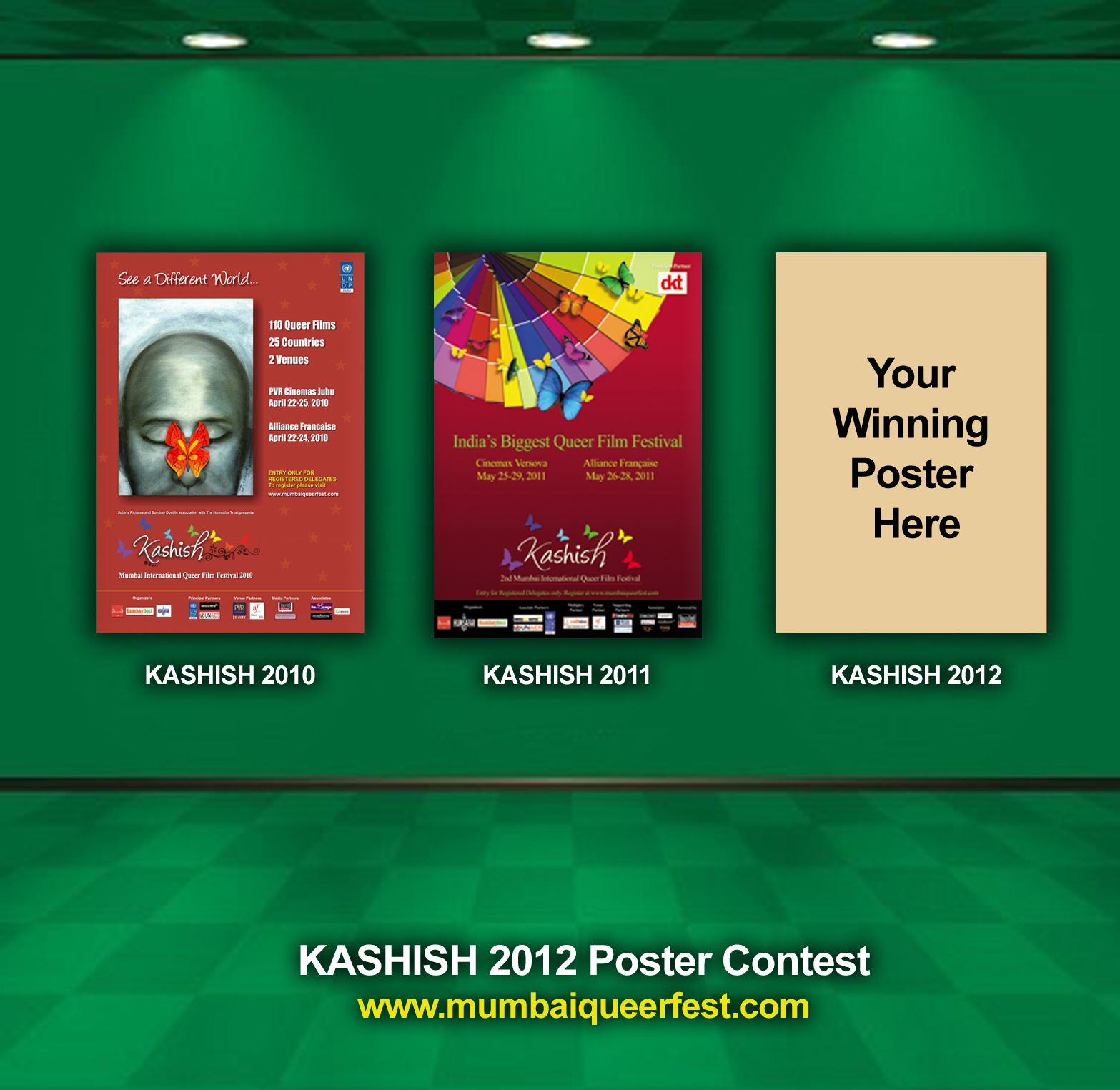 Kashish2012 poster contest