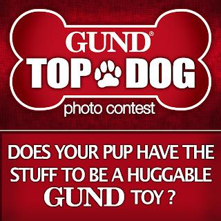 GUND Top Dog Contest Logo