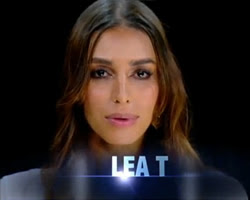 De frente com Gabi: Lea T