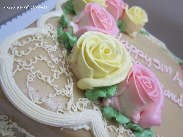 Cake Mate Decorating Icing Shelf Life : nicknamed cheenee: Sweet Treat From Estrel s