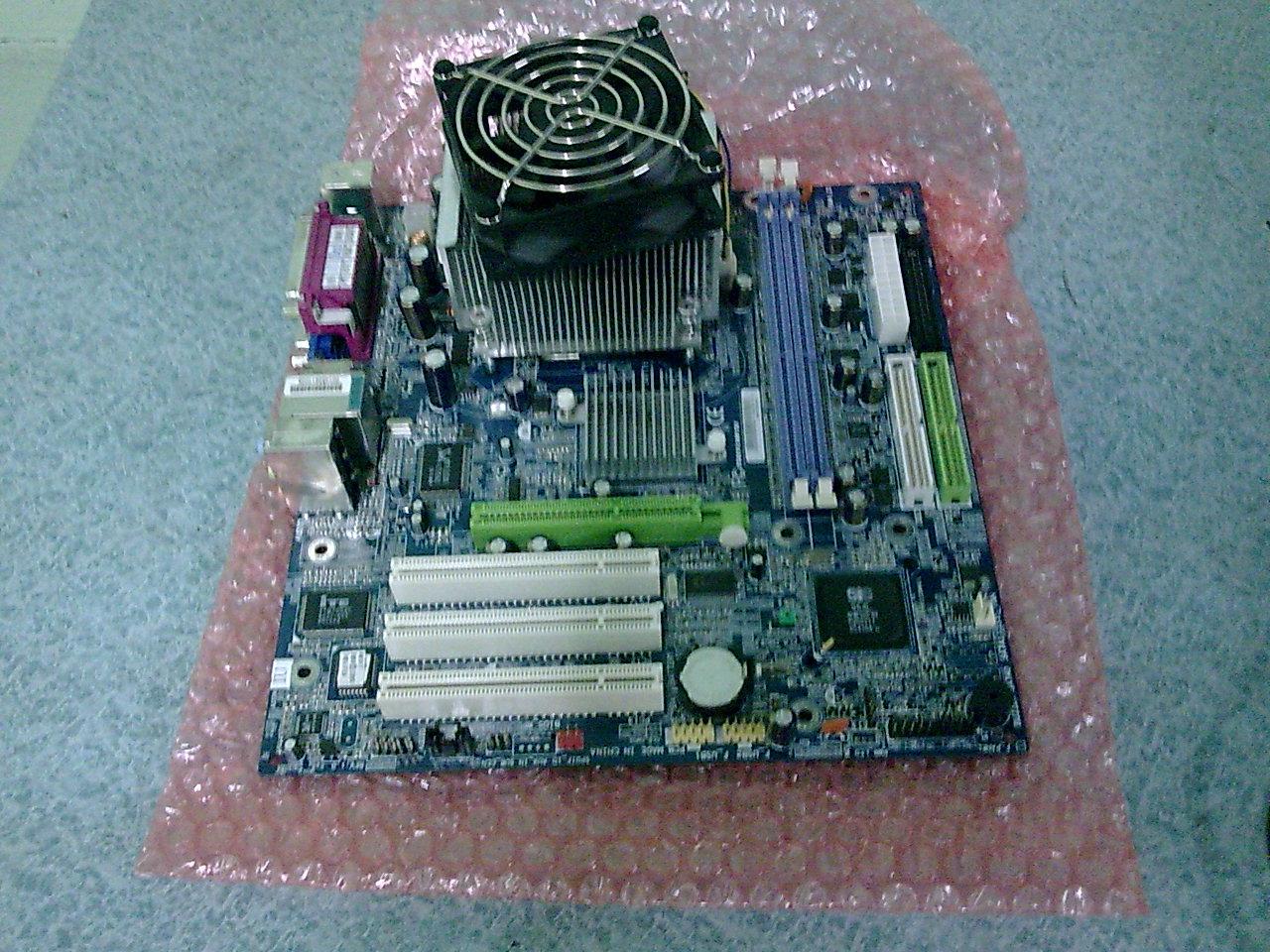 Motherboard murah-murah di bundlepc, motherboard terpakai branded, membekal motherboard