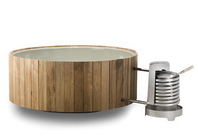 Wood Dutch Tub