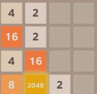 2048 cheats, tips and tricks