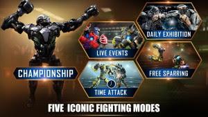 Real Steel World Robot Boxing V21.21.521 MOD Apk + Data (Gold Robots Update)