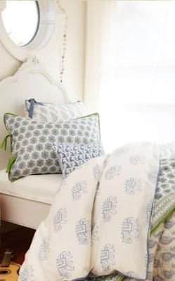 Paisley Bedding