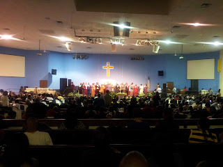 choir concert 2012
