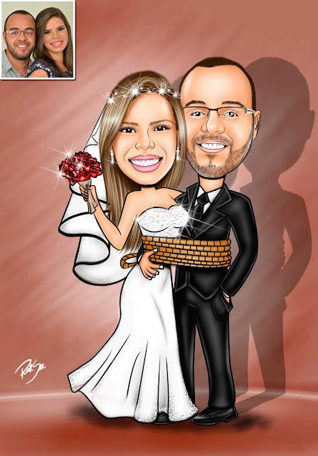 #casal amarrados