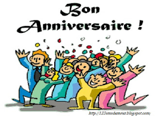 sms anniversaire ami - sms d'amour
