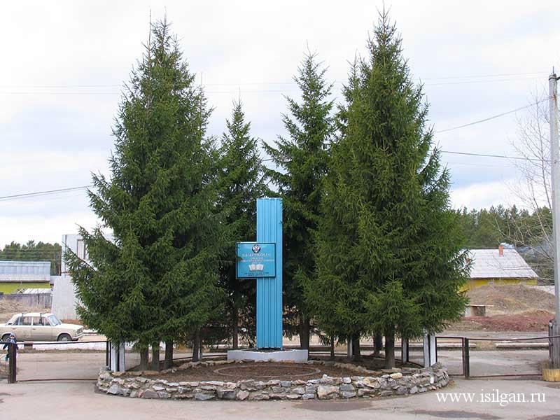 Могила дипкурьера Махмасталя И.А. Село Багаряк. Челябинская область.