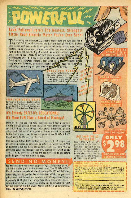 Powerful Electric Motor Monster Size Ghost A Blog On