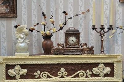 Room Made of Chocolate