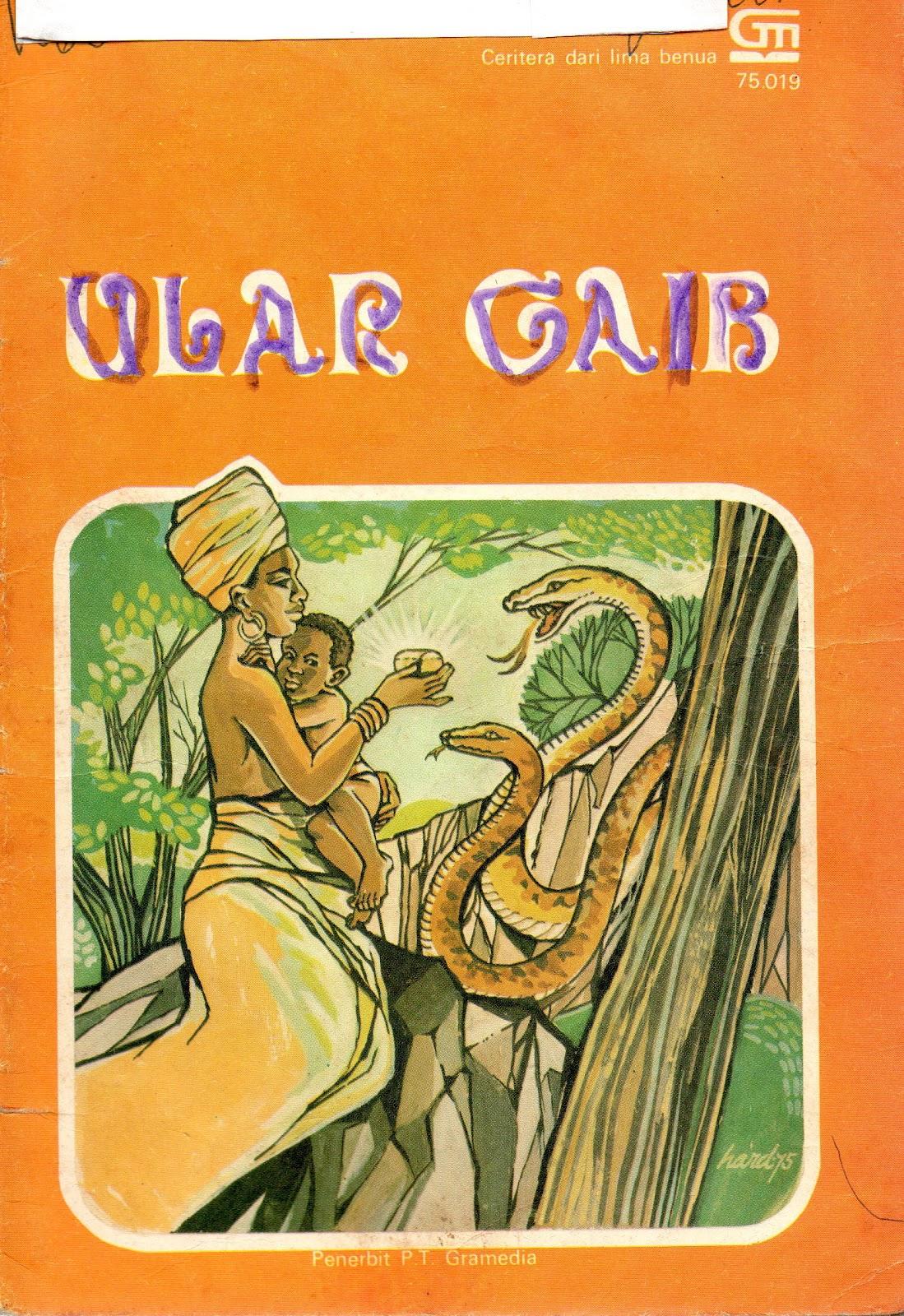 Cerita Dari Benua Afrika - Cerita Lima Benua