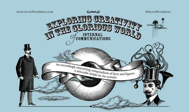 Exploring Creativity in Internal Communications