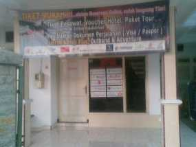 Kantor Agen Tiket Resmi Wisesa Travel