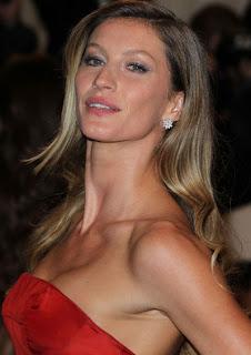 Gisele Bundchen - top earning model
