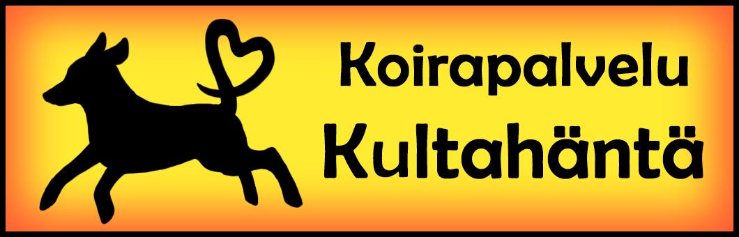 Koirapalvelu Kultahäntä, Vantaa. Koirahieronta, akupunktio, kraniosakraaliterapia.