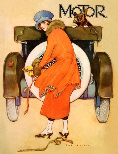 ruth eastman illustration