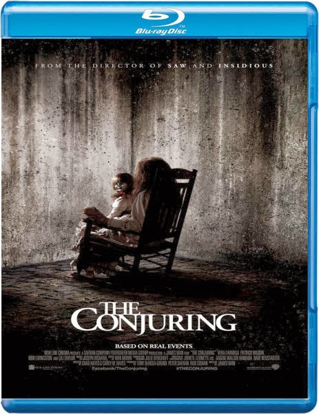 The Conjuring 2013 BluRay 720p 1.1GB [Hindi – English] AC3 MKV
