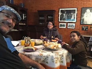Família que viaja junto fica mais afetivamente unida.
