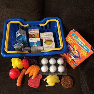 #thelearningjourney shopping basket toy odd proportions review