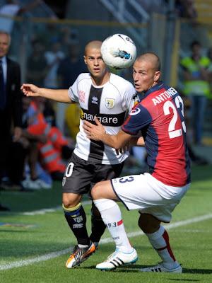 Parma Genoa 3-1 highlights sky