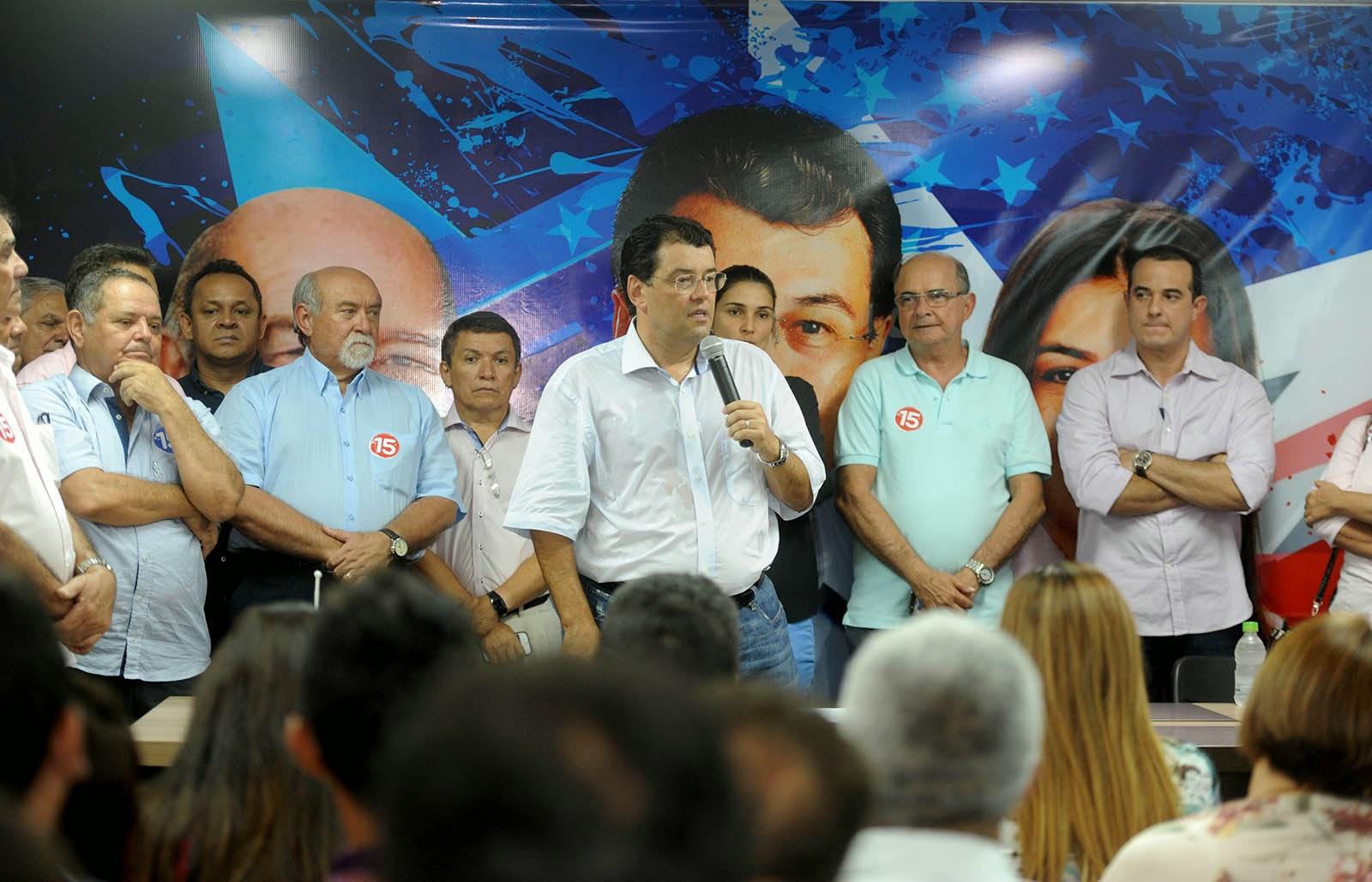 Eduardo Braga reúne com lideranças do interior para definir campanha do segundo turno