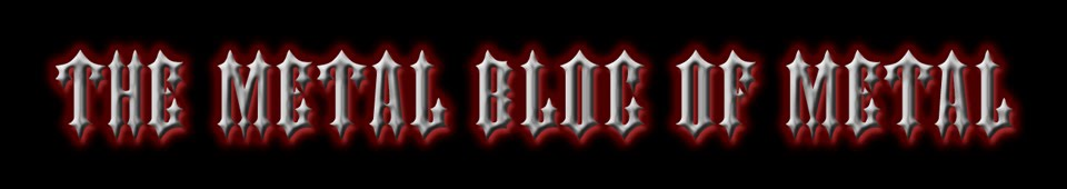 The Metal Blog Of Metal