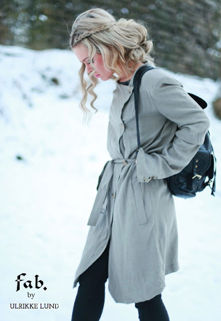 Scandinavian Blogger Ulrikke Lund for FAB