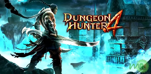 Dungeon Hunter 4 Mod v1.5.0f APK [ Unlimited Gold and Diamond ] For Android