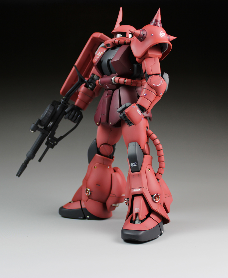GUNDAM GUY: MG 1/100 M...