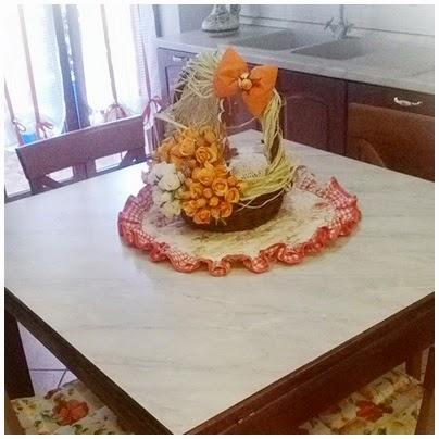 La signora delle idee decorazioni e accessori cucina - Abbellito con decorazioni ...