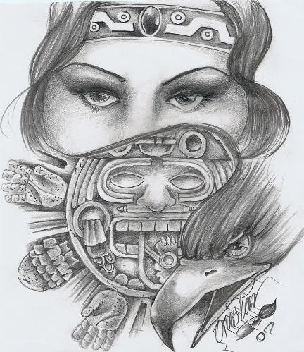 Dibujos de Cholos ~ Vida Blogger