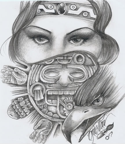 cholos dibujos - photo #11