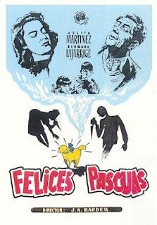Ver Película Felices Pascuas Online Gratis (1954)
