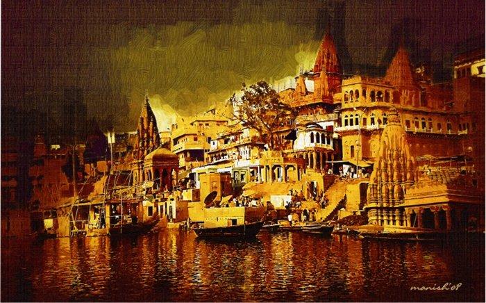 Banaras Varanasi Kashi