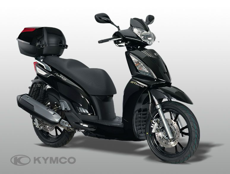 revista scooter kymco people gti 125. Black Bedroom Furniture Sets. Home Design Ideas