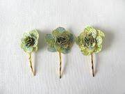 Shop silk flower hair pins