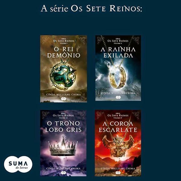 A Rainha Exilada - Livro 2 da Série Os Sete Reinos de