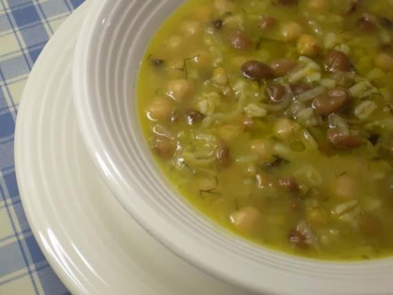 la zuppa del maestrale