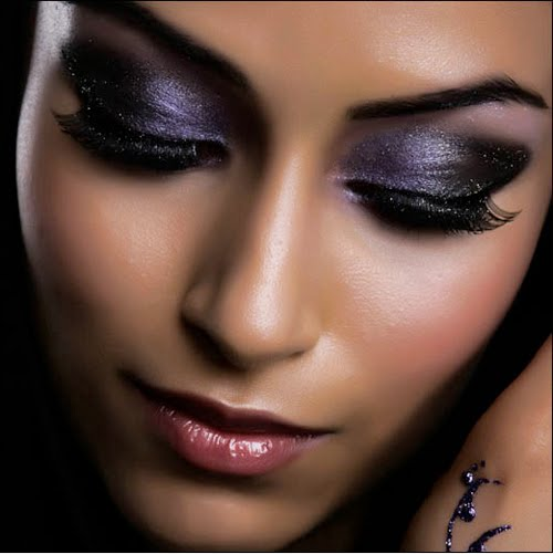 Sexy Look Indian Bridal Make Up Fashion Trends Styles