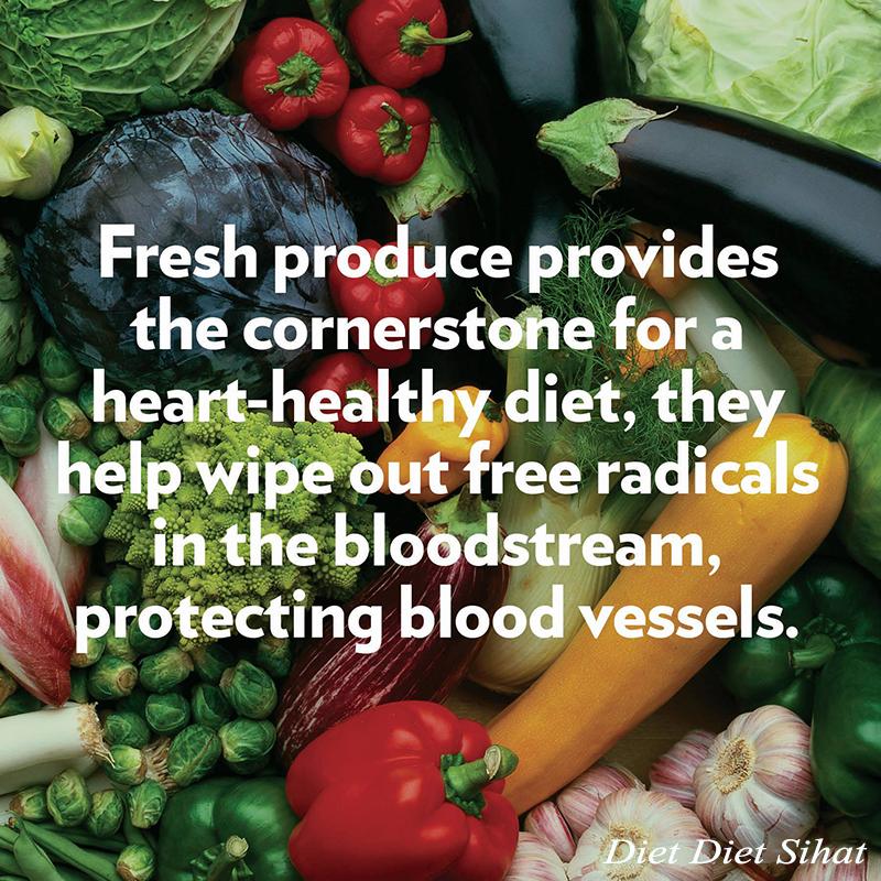 4 Khasiat Sayur-Sayuran