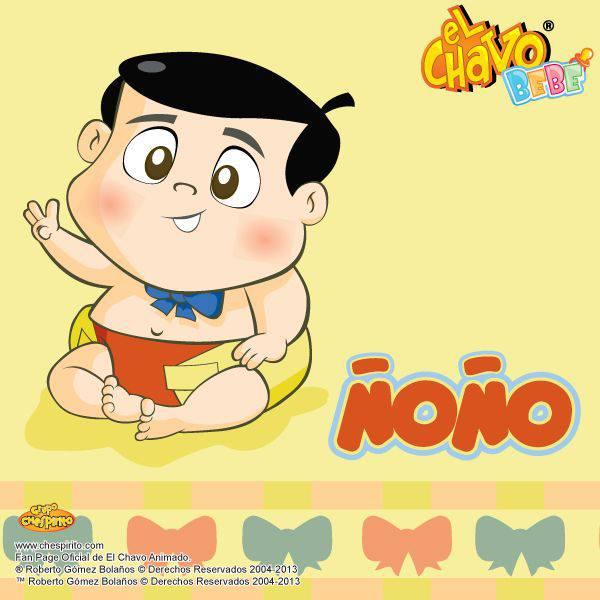 Del Chavo Animado Para Colorear Chavo Del 8 Animado Bebé