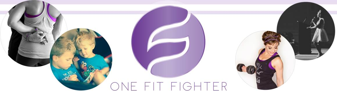 One Fit Fighter's Blog