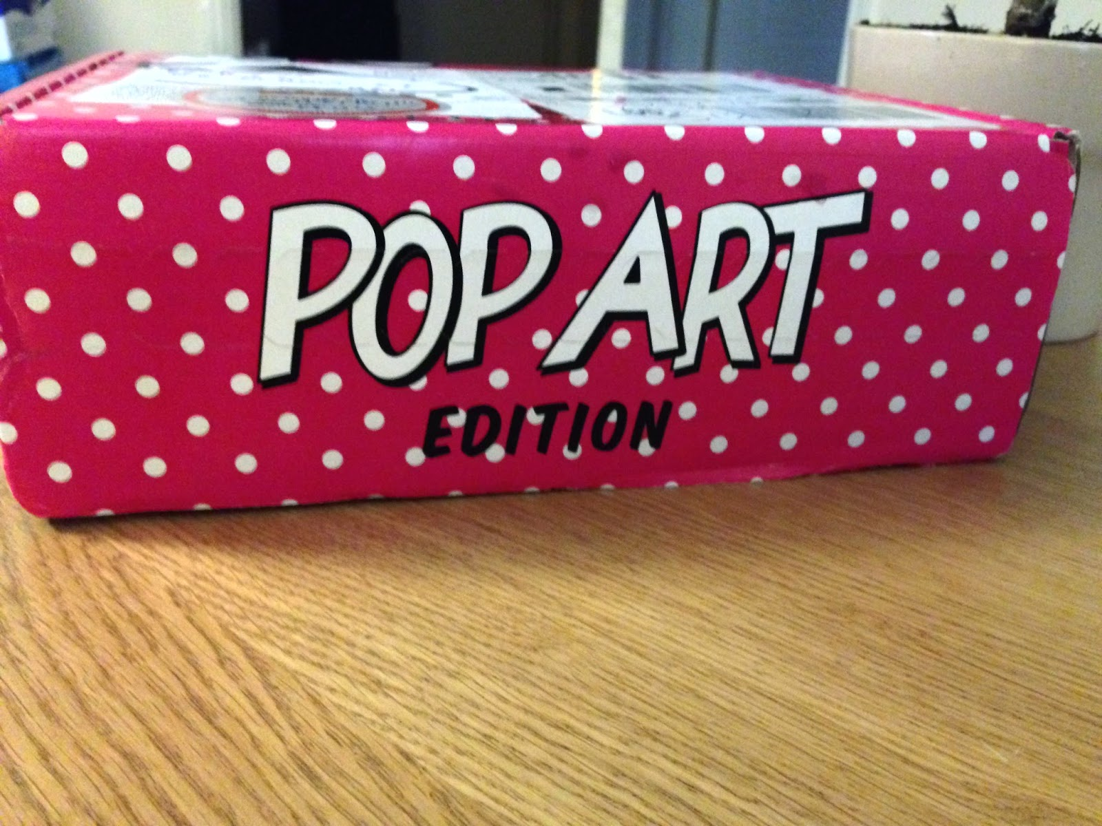 pop art edition