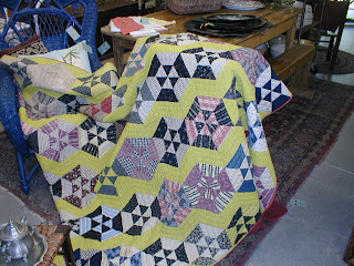 The Civil War Quilter Antiqueing In Maine