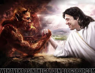 Sócrates arruina até o Inferno, anedotas