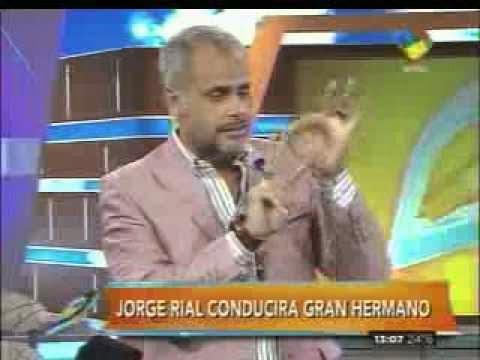 Jorge Rial confirmó que conducirá GH 2015