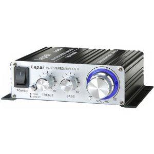 Class-T Hi-Fi Audio