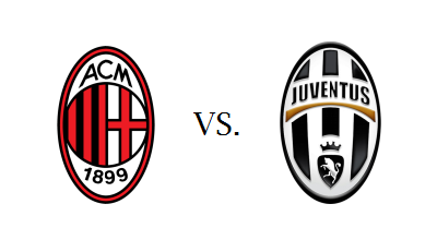 Prediksi Duel Giornata 3 Liga Italia Seri A : AC Milan Vs Juventus